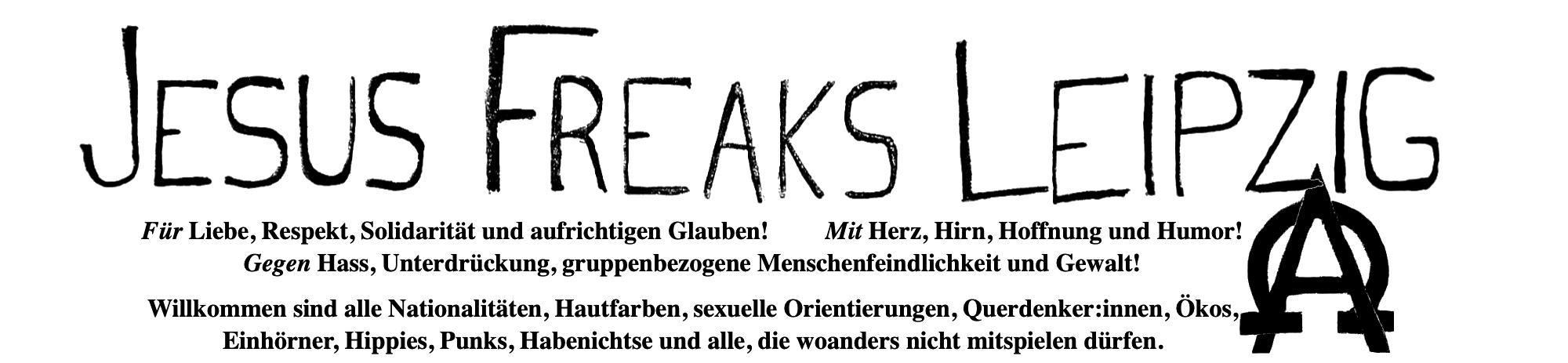 Jesus Freaks Leipzig